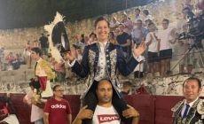 Ana Rita e Victor Hernández triunfam